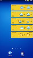 Screenshot of IS Supersää