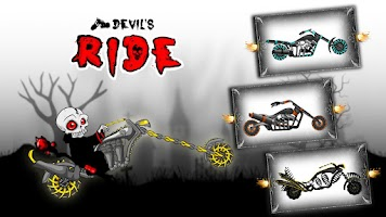 Screenshot of Devil's Ride