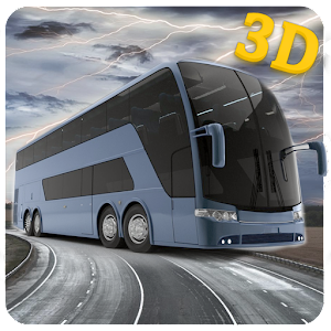 Bus Simulator hill climbing