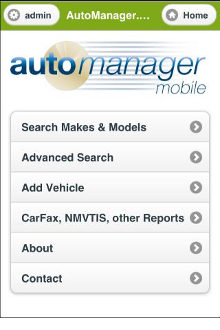 AutoManager.Mobile