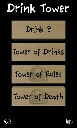 Drink Tower