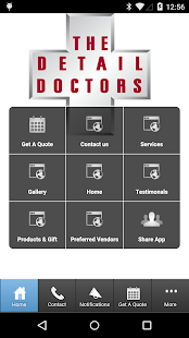 Detail Doctors - screenshot