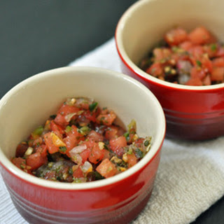 Fresh Hot Salsa