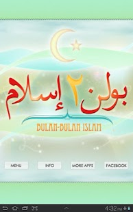 Bulan Bulan Islam - screenshot