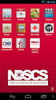 Screenshot of NDSCS