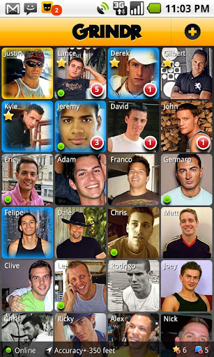 grindr-gay-bi-curious-guy for android screenshot
