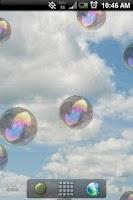 Screenshot of Pop Them Bubbles Demo Live