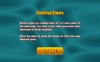 Screenshot of Gems Swap II