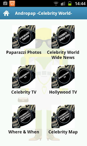 Andropap Celebrity News App