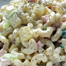 Super Easy Macaroni Salad