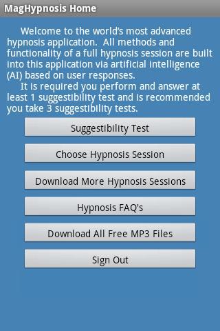 MagHypnosis +Plus 40 Scripts! - screenshot