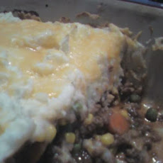 Shepherd's Pie - All the Taste, Lower Fat!