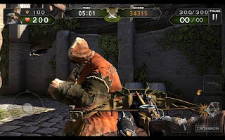 Screenshot of Renaissance Blood THD