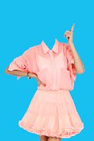Screenshot of Photo Suit Woman Fashion