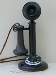Candlestick Phones - WE 50AL Candlestick Telephone