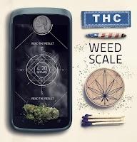 Screenshot of Weed Scale