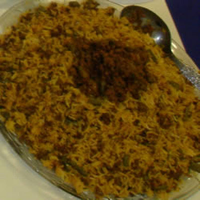 Lubia Polo (Green Bean Rice)
