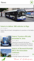 Screenshot of Solaris Bus & Coach
