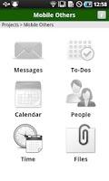 Screenshot of Digicamp for Basecamp Classic