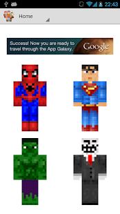 Skins for Minecraft APK for Nokia