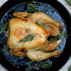 Simple Roast Chicken