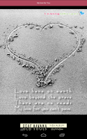 Screenshot of Love Cards