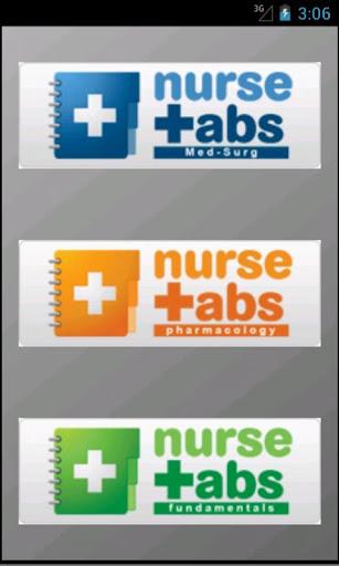 NurseTabs: Complete