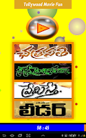 Screenshot of Tollywood Movie Fun - Telugu