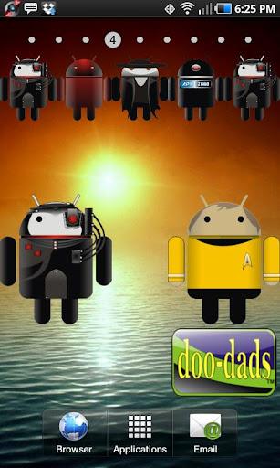Droid Bot doo-dad