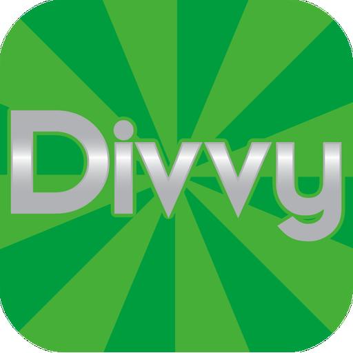 Divvy LOGO-APP點子