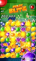 Screenshot of Fruit Blitz Free
