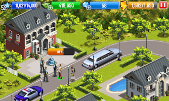 Screenshot of Gangstar City