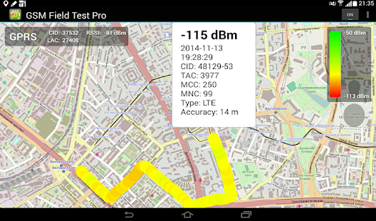 Download Cell Coverage Map Pro APK to PC | Download ...