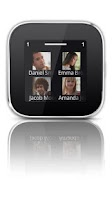 Screenshot of Phonebook Smart Extras™