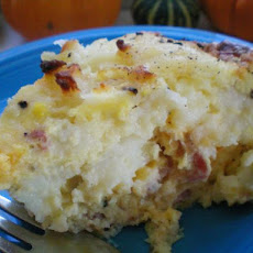 Rancher's Breakfast Pie