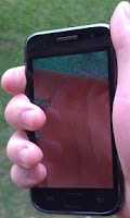 Screenshot of CrystalCase: Transparent Phone