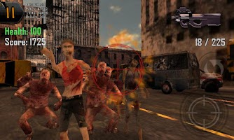 Screenshot of Dead Shot Zombies