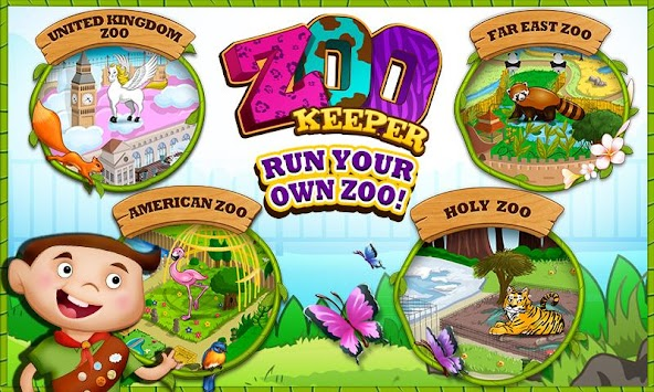 Zoo Keeper - Care For Animals APK screenshot thumbnail 11