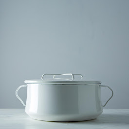 Kobenstyle 4 Quart Casserole Pot with Lid Trivet