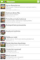 Screenshot of NutriAtlas Free