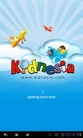 Screenshot of Kidnesia for Tablet