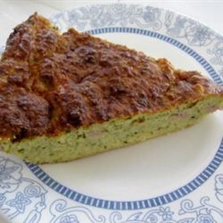 summer zucchini pie crust less summer zucchini this zucchini quiche is ...