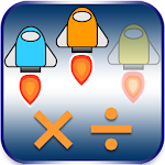 Rocket Multiplication Division APK Image