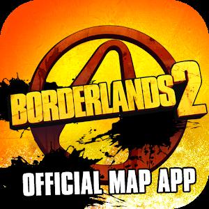 Cover art Borderlands 2 Official Map App