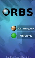 Screenshot of Orbs: Free, Fun, Casual.