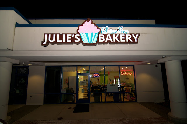 Photo from Julie's Gluten-Free Bakery