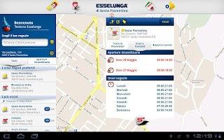Screenshot of Esselunga HD