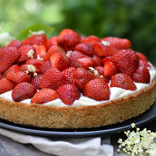 Danish Strawberry Summer Pie