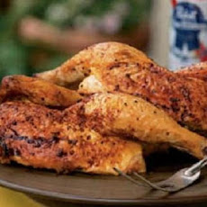Dark Beer-Marinated BBQ Chicken (Biermarinierten Huhn)