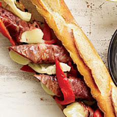 Double-Grilled Antipasto Sandwiches